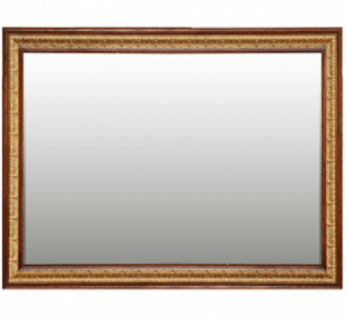 Зеркало Милана 01 из массива