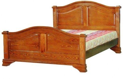 Кровать Экстра из массива