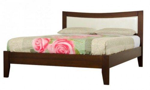 Кровать Эмилия из массива