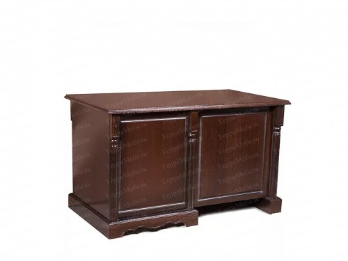 Письменный стол Паола 392 из массива