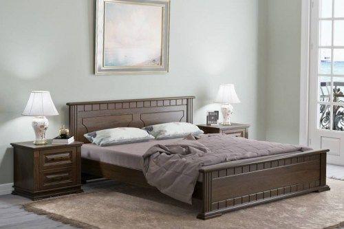 Кровать Венеция из массива