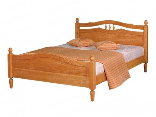 Кровать ТЕРРА МК - 313 из массива