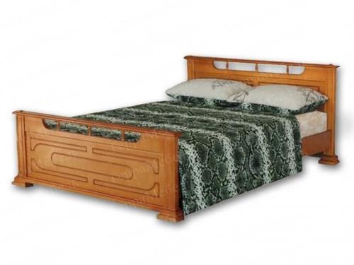 Кровать ТЕРРА МК - 315 из массива