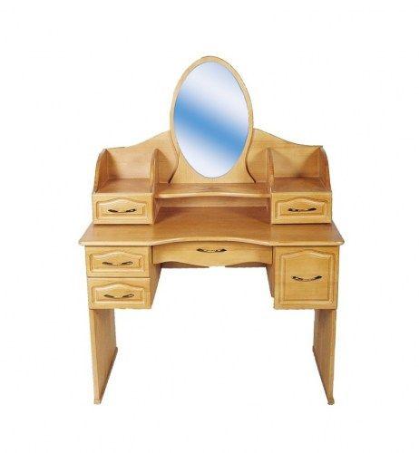 Дамский столик из массива