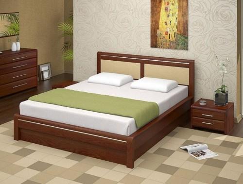 Кровать Окаэри 5 из массива