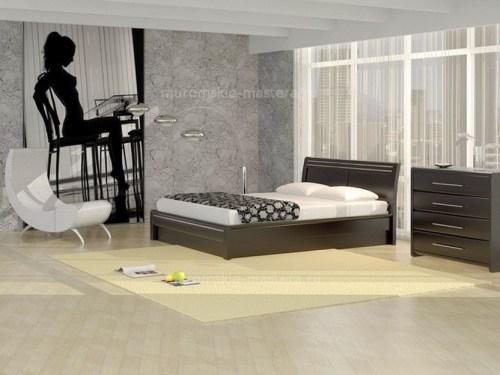 Кровать Окаэри 2 из массива