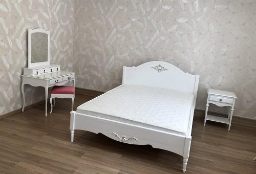 Кровать Флоренция 103 из массива