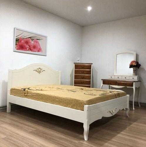 Кровать Флоренция 101 из массива