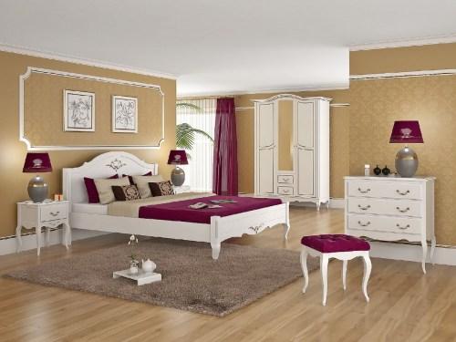 Спальня Флоренция 10 из массива