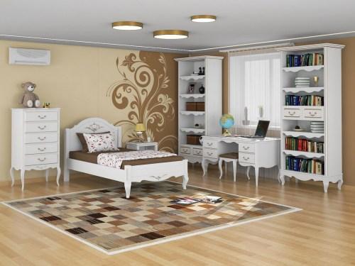 Спальня Флоренция 20 из массива