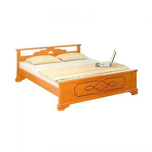 Кровать Ирида из массива