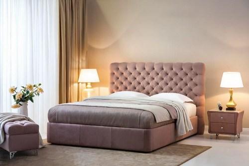 Кровать Джулия из массива
