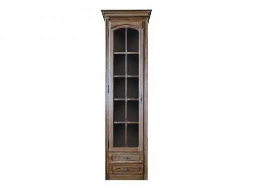 Книжный шкаф Элбург 190 из массива