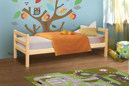 Кровать детская 2 из массива