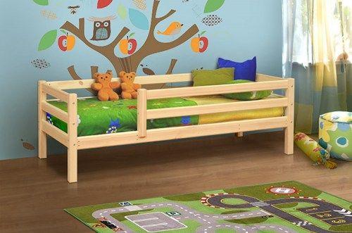 Кровать детская 4 из массива
