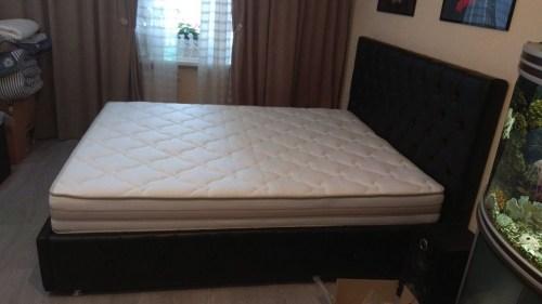 Кровать Фиджи из массива