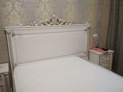 Кровать Италия из массива