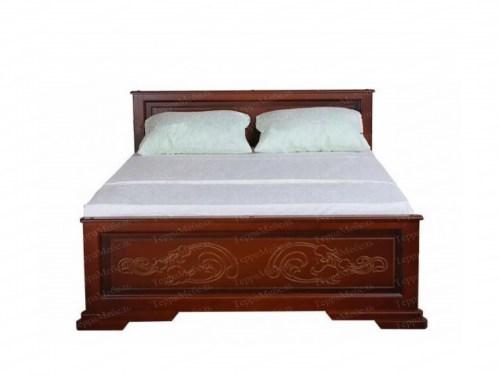 Кровать ТЕРРА МК - 104 из массива