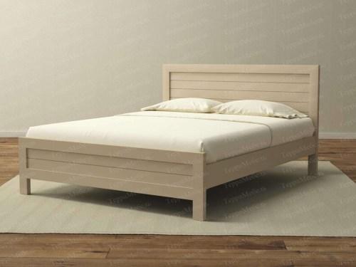 Кровать ТЕРРА МК - 113 из массива
