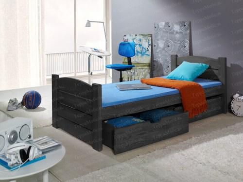 Кровать ТЕРРА МК - 131 из массива