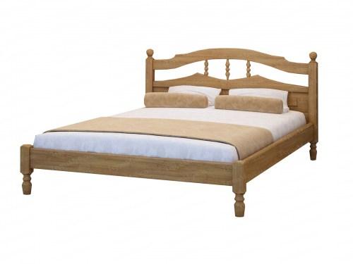 Кровать ТЕРРА МК - 139 из массива
