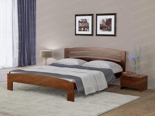 Кровать ТЕРРА МК - 302 из массива