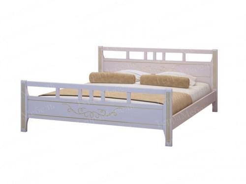 Кровать ТЕРРА МК - 416 из массива