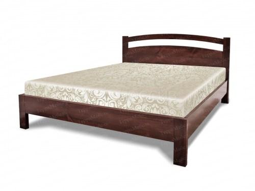 Кровать ТЕРРА МК - 421 из массива