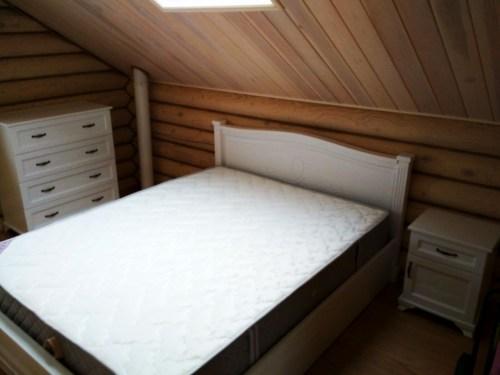 Кровать Соната из массива