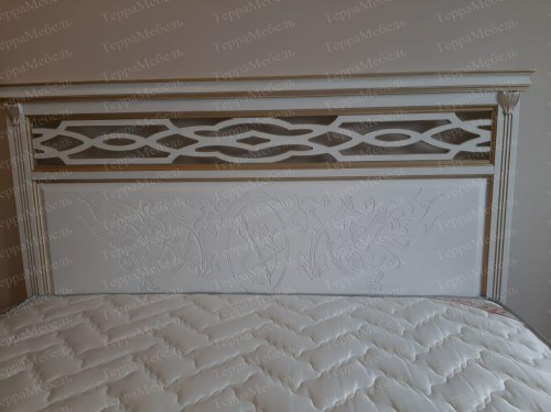 Кровать Лирона 320 из массива