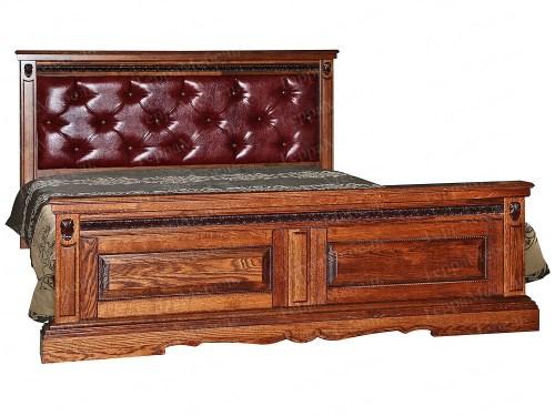 Кровать Милана 30 из массива