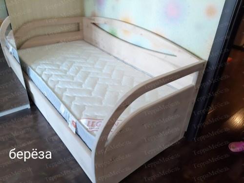 Кровать детская Вега из массива