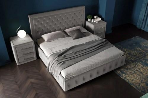 Кровать Барселона из массива