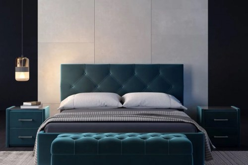 Кровать Верона из массива