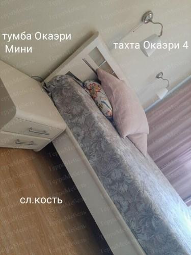 Кровать Окаэри 4 из массива