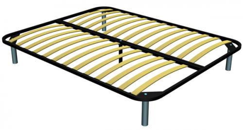 Ортопедическое основание для кровати из массива