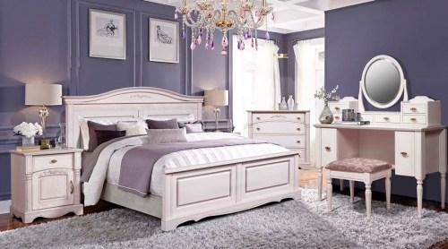Спальня Паола 10 из массива
