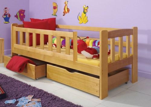 Кровать София из массива