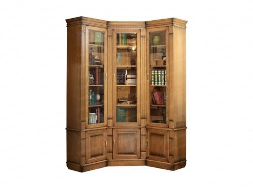 Шкаф книжный Верди 147 из массива