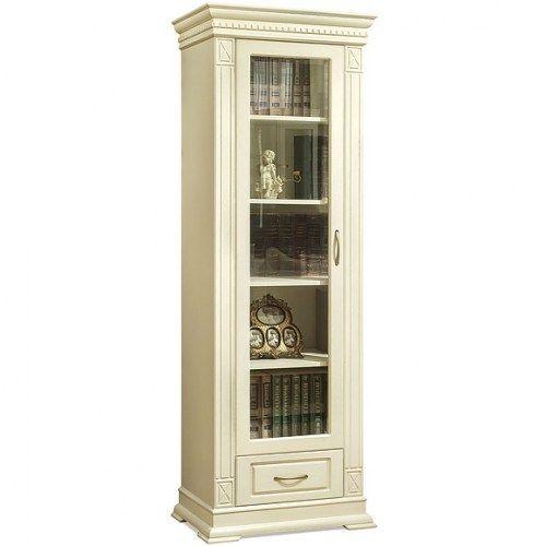 Шкаф книжный Верди 140 из массива