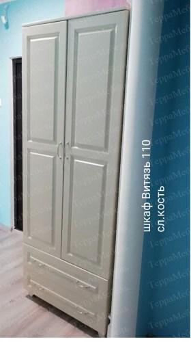 Шкаф Витязь 110 из массива