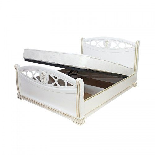Кровать Сиена из массива
