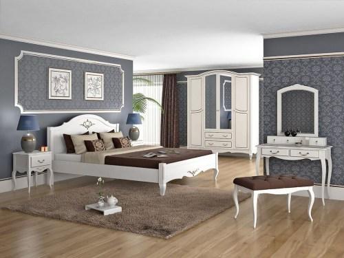 Спальня Флоренция 15 из массива