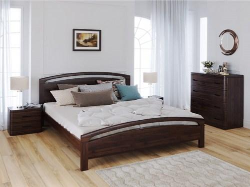 Спальня Бали (4 предметов) из массива