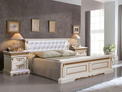 Спальня Милана 3 из массива