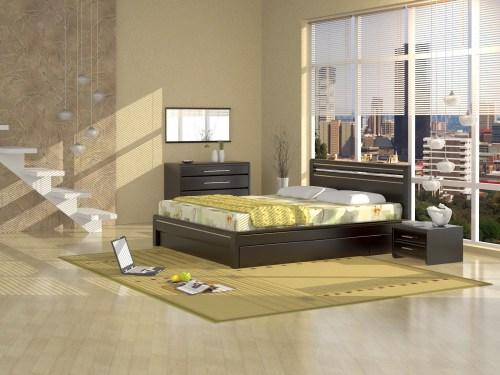 Спальня Окаэри 115 из массива