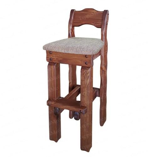 Барный стул Добряк из массива