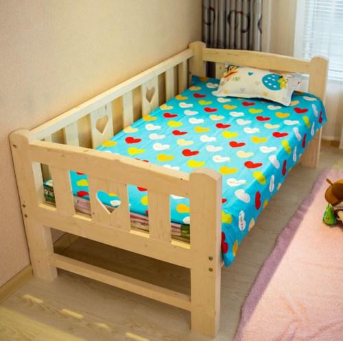Кровать Лика-3 из массива