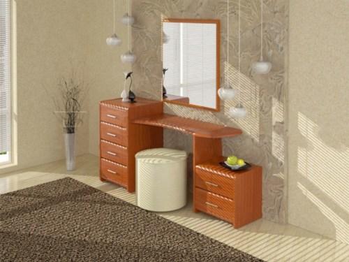 Туалетный столик Окаэри 70 из массива