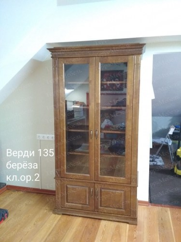 Шкаф Верди 135 из массива